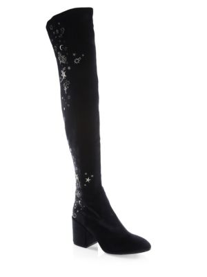 Starry Eros Over The Knee Boots by Ash