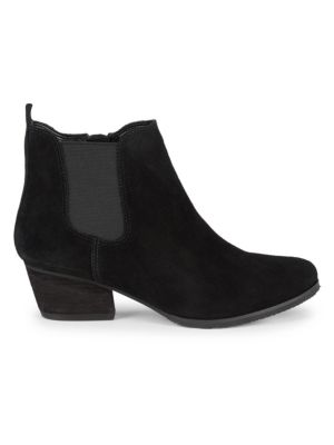 Inari Suede Ankle Boots by Blondo