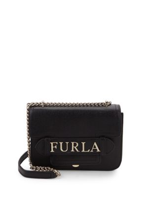 Carol Leather Mini Crossbody Bag by Furla