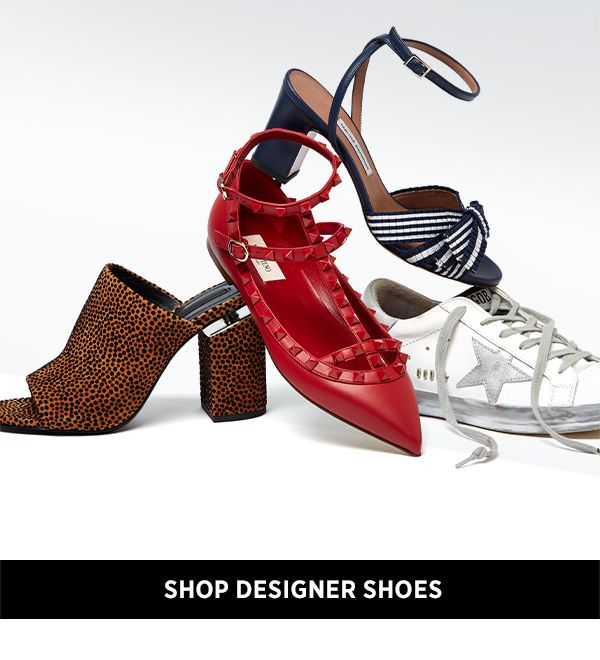Shop Designer Shoes