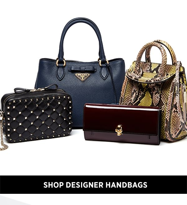 Shop Designer Handbags