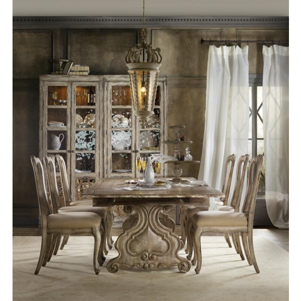 Chatelet 5 Piece Rectangle Dining Room Set