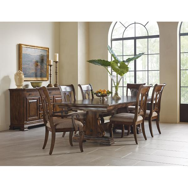 Portolone 8 Piece Dining Room Set