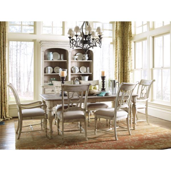 Weatherford 5 Piece Rectangle Dining Room Set