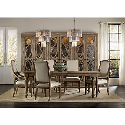 Solana 8 Piece Rectangle Dining Room Set
