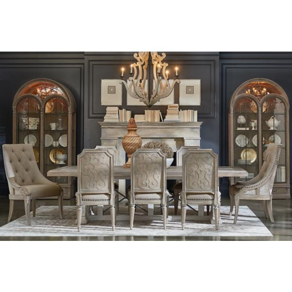 Architectural Salvage 5 Piece Dining Room Set