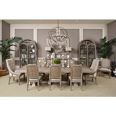 Arch. Salvage 5 Piece Dining Room Set