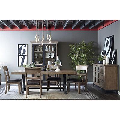 Flatbush Avenue 5 Piece Dining Room Set
