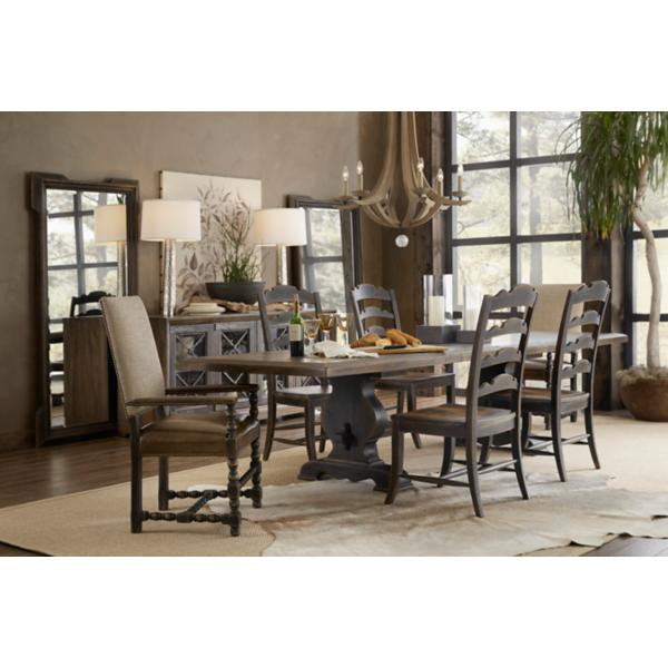 Hill Country 5 Piece Rectangle Dining Room Set