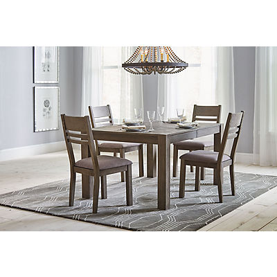 Easton Grey 5 Piece Dining Set