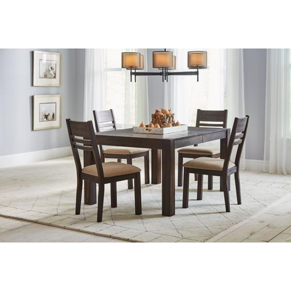 Easton Brown 5 Piece Dining Set