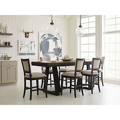 Plank Road 5 Piece Kimler Counter Height Dining Room Set