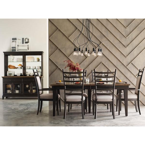 Plank Road 8-Piece Dining Room Set