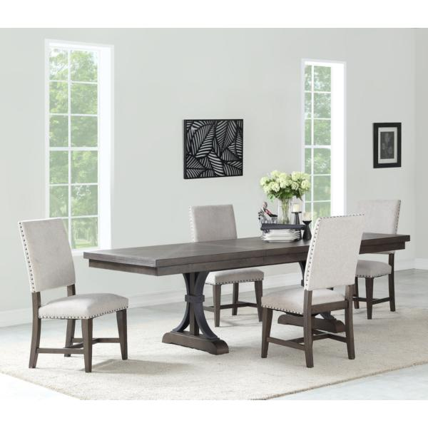 Harp 5 Piece Dining Set