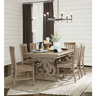 Treble 5 Piece Rectangle Dining Set