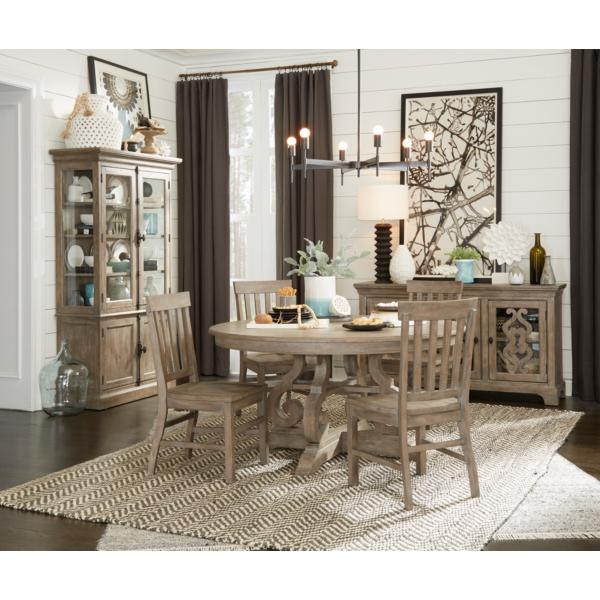 Treble 5 Piece 60inch Round Dining Set