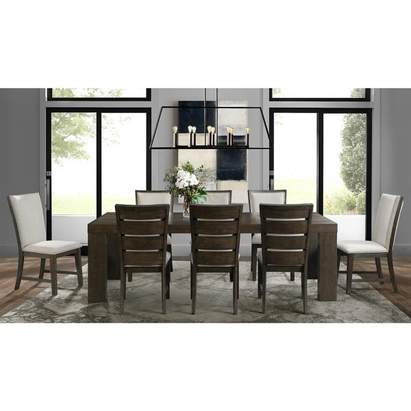 Grady 5 Piece Dining Set Star Furniture, Star Furniture Dining Table