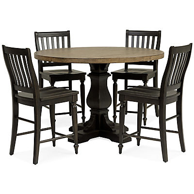 Harvest Home 5 Piece Counter Height Dining Set