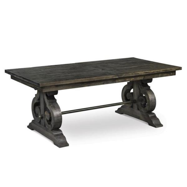 Treble II 5 Piece Rectangular Dining Table Set