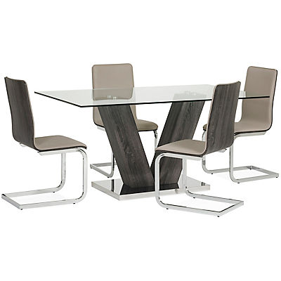 Axel Holden 5 Piece Dining Set