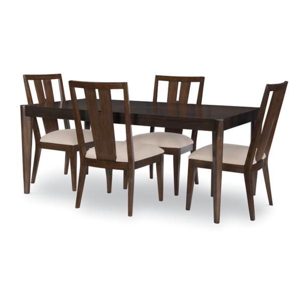 Paldao 5 Piece Dining Set