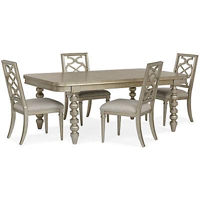 Morrissey 5 Piece Rectangular Dining Set