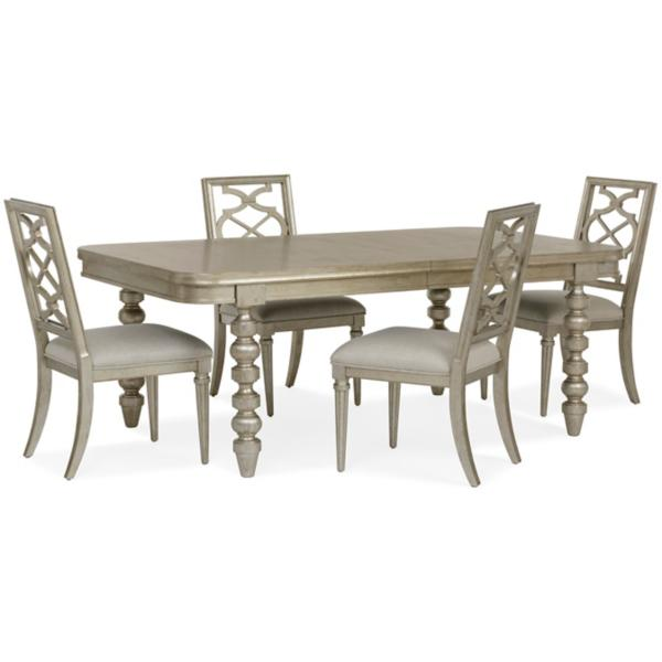 Morrissey 5 Piece Rectangular Dining Set