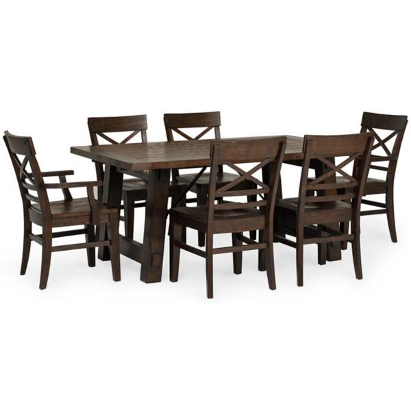 Gettysburg 7 Piece Dining Set