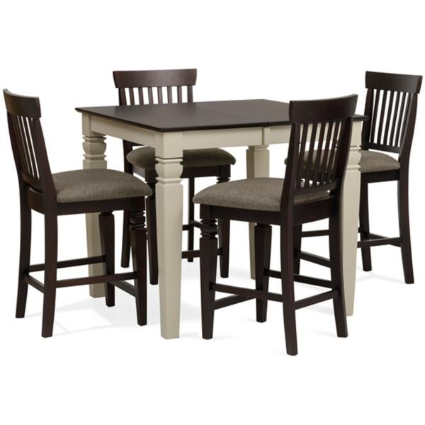 Seattle 5 Piece Counter Height Dining Set