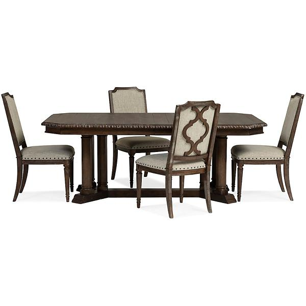 Rachael Ray Refined Rustic 5 Piece Dining Set