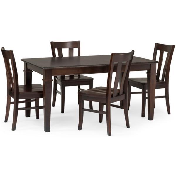 Abbott 5 Piece Dining Set