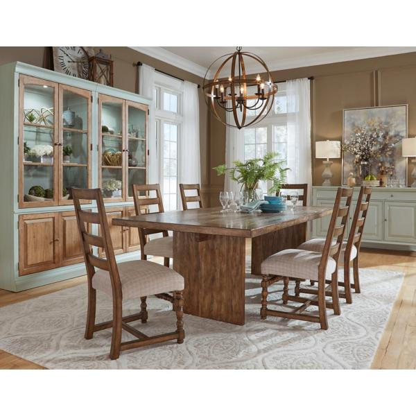 Art of Dining 5 Piece Rectangular Dining Set