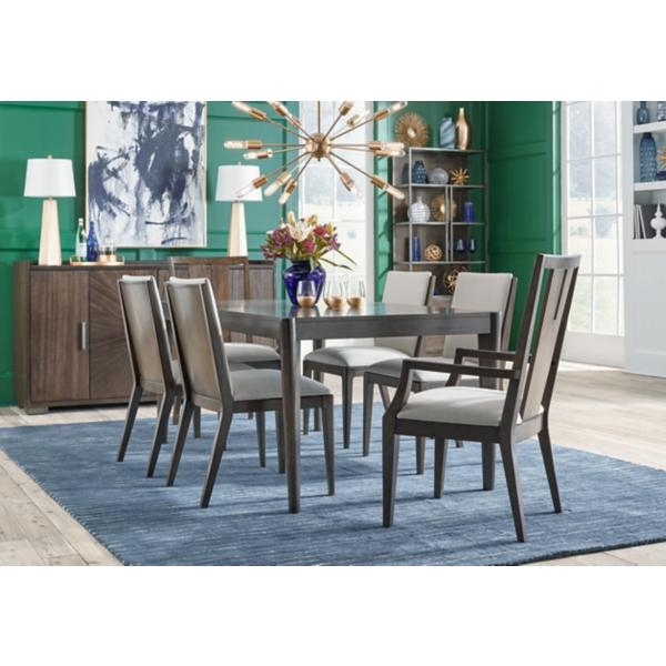Paldao 5 Piece Rectangular Dining Set