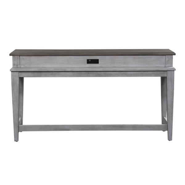 Clifton 4PC Console Bar Table With Stools