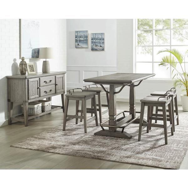 Ryan 5 Piece Counter Height Dining Set