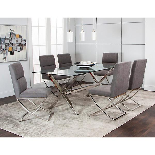 Luxe 5 Piece Dining Set