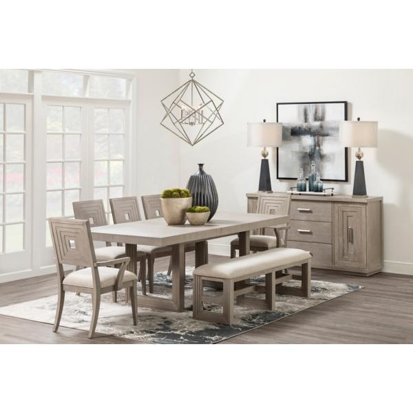 Crosby 5 Piece Rectangular Dining Room Set