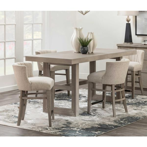 Crosby 5 Piece Counter Height Dining Set