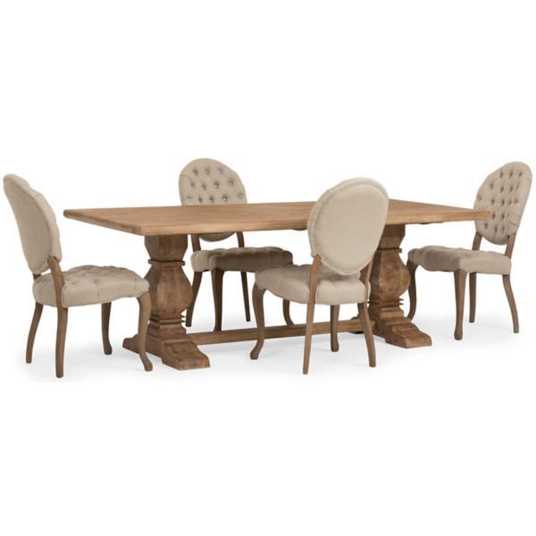 San Rafael 5 Piece Rectangular Dining Set