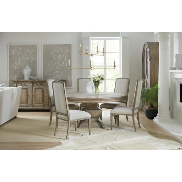 Castella 5 Piece Round Dining set