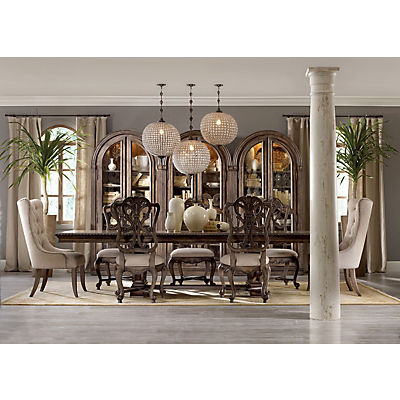 Rhapsody 5 Piece Rectangle Dining Room Set