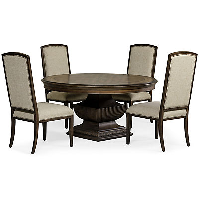Rhapsody 5 Piece Round Dining Room Set