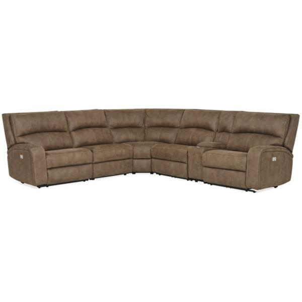 Vaquero 6 Piece Power Reclining Sectional