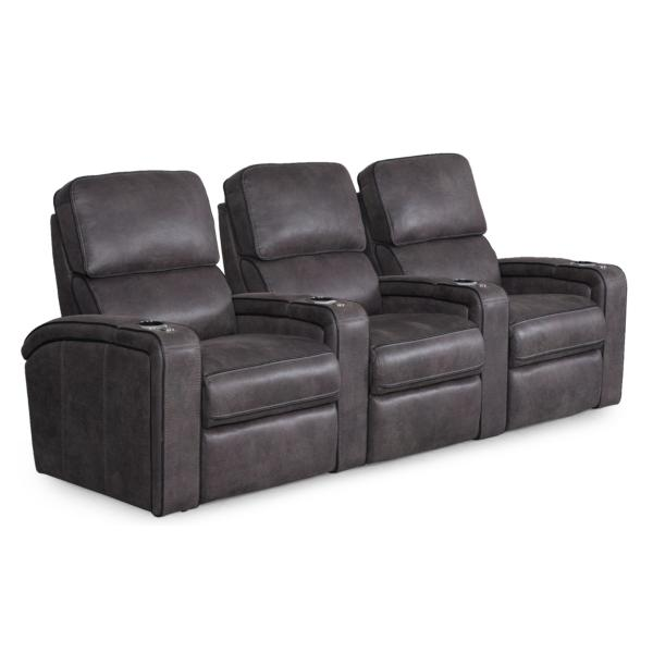 Big Chill 3-Piece Theater Sectional