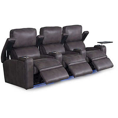 Big Chill 3-Piece Theatre Sectional