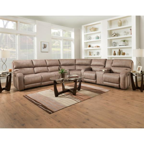 Fandango 3-Piece Power Reclining Sectional
