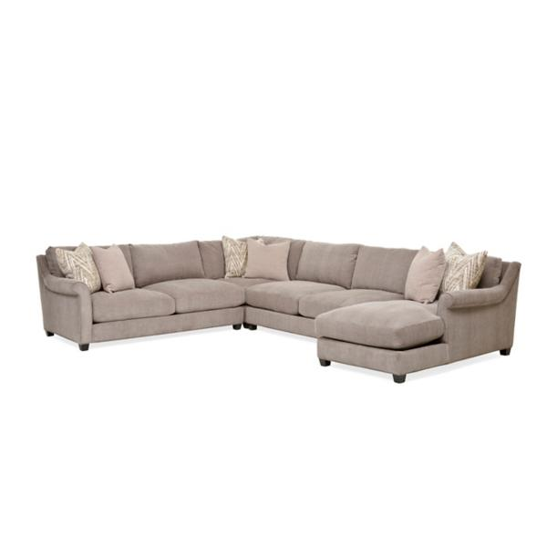 Shearson 4-Piece Chaise Sectional (RAF)