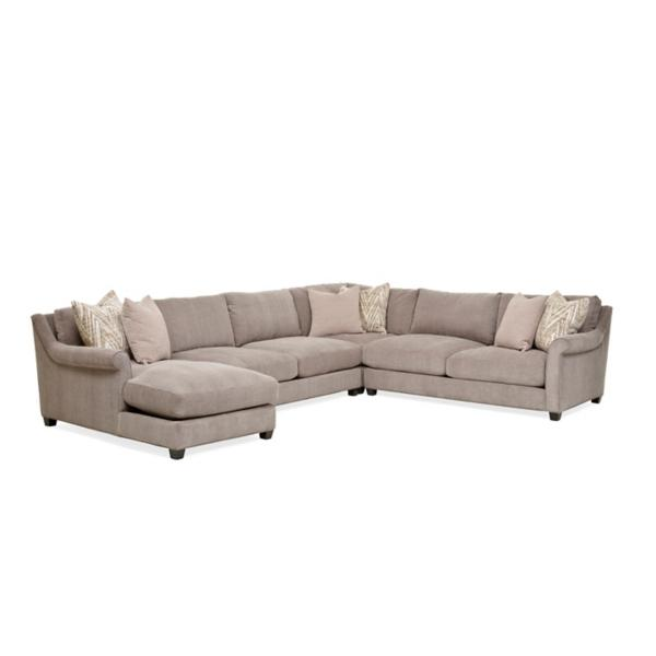 Shearson 4-Piece Chaise Sectional (LAF)
