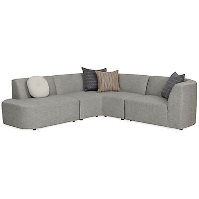 Nyla 3-Piece Chaise Sectional (LAF Chaise)