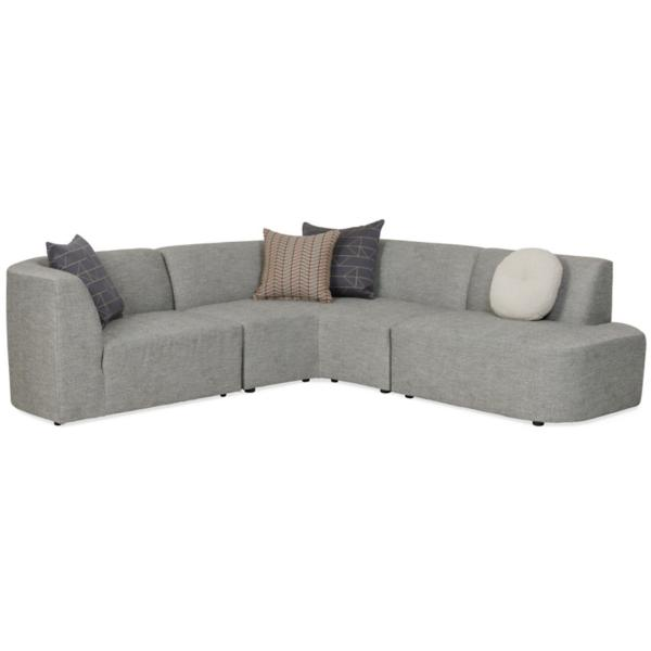 Nyla 3-Piece Chaise Sectional (RAF)